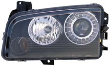 FITS 2008-2010 DODGE CHARGER DRIVER LEFT HEADLIGHT LAMP ASSEMBLY W/XENON HID