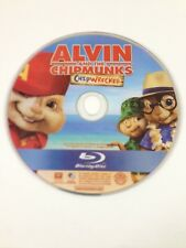 Alvin And The Chipmunks : Chipwrecked - Blu Ray Disc Only - Replacement Disc
