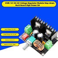 DC Voltage Regulator Module 200W Buck Down Board High Power 8A W/ Potentiometer