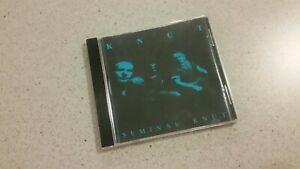 KNUT - Seminal Knut (CD, 1995) XTREMELY RARE AUSTRALIAN PUNK CD/ HTF
