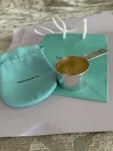 Tiffany & Co sterling silver coffee scoop