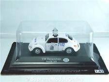 "wonderful Mexican policecar VW BEETLE (ESCARABAJO) ""POLICIA"" 1979 - scale 1/43"