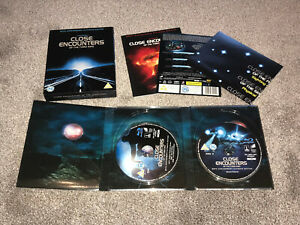CLOSE ENCOUNTERS OF THE THIRD KIND : 30th ANNIVERSARY ULTIMATE EDITION BLU RAY
