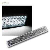 Notbeleuchtung automatische Notleuchte, 72 LED, Lampe, Akku 4V Fluchtweg-Leuche