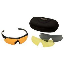 Deerhunter Shooting Glasses w. Replaceable Glasses Hunting Shooting. RRP £39.99