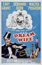 DREAM WIFE Movie POSTER 27x40 Cary Grant Deborah Kerr Walter Pidgeon Betta St.