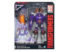 GALVATRON! Transformers TITANS RETURN, Voyager Class *** In Stock !!!