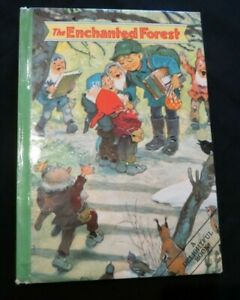 The Enchanted Forest by A Delightful Story Book Series n.d. 1st Thus 3/4