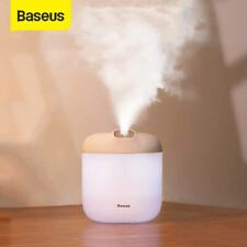 Baseus 600ml Humidifier Air Purifier LED Night Light Home Office Aroma Diffuser