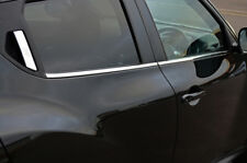 Chrome Side Door Window Sill Trim Set Covers To Fit Nissan Juke (2010+)