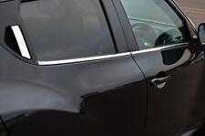 Chrome portes latérales fenêtre Sill trim Set couvre pour s'adapter NISSAN JUKE (2010+)