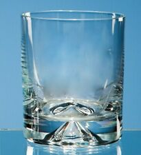 Dimpled Whisky Glass Tumbler