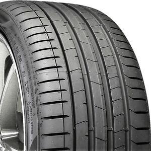 2 Tires Pirelli P Zero Run Flat (PZ4) 305/40R20 112Y XL High Performance