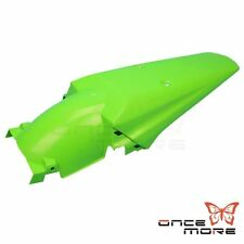 Universal Motocross Rear Fender For Kawasaki Off-Road KX KLX 250 Plastic Green