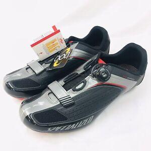 Specialized EU 38 US 5.75 Men/'s Comp Road Shoes  Black Peloton Ready