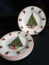 ROYAL FIVE STARS FEINSTEINZEUG BY GPK BISCHBERG CHRISTMAS 5 DESSERT PLATE