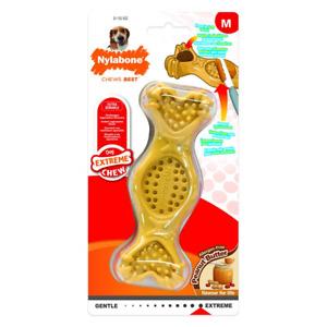 Nylabone Extreme Dog Chew Toy, Fill It Treat Toy, Medium, M