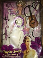 Taylor Swift Doll Love Story Performance Collection Sings Mint + Guitar
