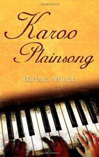 Karoo Plainsong-Barbara Mutch