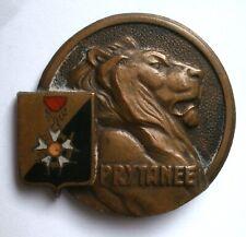 Insigne Prytanée La Flèche Libération Ecole corniche Ecole militaire insigne EMP