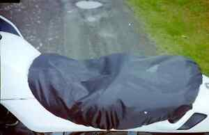 Standard Motorcycle Shower Cover. CSD