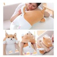 40CM Cute Fat Shiba Inu Corgi Doll Pillow Dog Plush Toy Stuffed Kawaii Cartoon