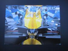 Autogrammkarte Renault Heck von Fernando Alonso ca.10x15cm