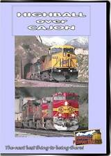 Highball Over Cajon DVD NEW BNSF GP9 SD751 C44-9W Terrace Cut Sullivan's Curve