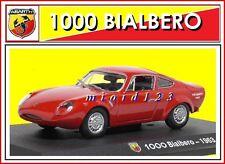 1/43 - Fiat Abarth 1000 Bialbero - 1963 - Die-cast