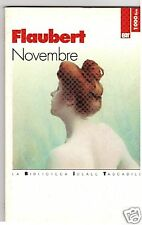 Novembre Autore Flaubert Gustave