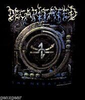 DECAPITATED cd cvr THE NEGATION Official SHIRT XXL 2X new
