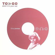 Etta James : To Go -- Stick It in Your Ear CD