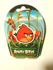 Angry Birds!!! Tweeters In-Ear Bud Headphones - Red Bird NEW!! Gear4 - in stock!
