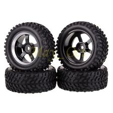 4xRC Rally 1:10 Car On Road OR 1:16 Off-Road Metal Wheel Rim Tyre,Tires 105-7004