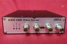 Axis Communications 0092-001-02 Axis 2400 Video Server I