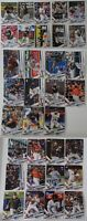 2017 Topps Series 1,2 and Update Miami Marlins Team Set of 33 Baseball Cards