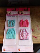"""2000 BARBIE FASHION FAVORITES #68000-86 """"SKIRT AND TOP"""