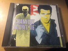 "Alain Chamfort ""Double Vie"" IMPORT cd CBS"