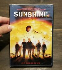 Sunshine (Dvd, 2008) Danny Boyle Brand New Factory Sealed Sci-Fi Extinction