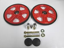 "Red Arctic Cat Rear Idler Wheel Kit 8"" 12-18 XF M ZR 137"" 141"" Thundercat"