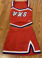 New listing VHS Varsity cheerleading Uniform Halloween Costume