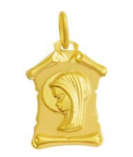 Anhänger Madonna Maria Goldanhänger 333 8KT