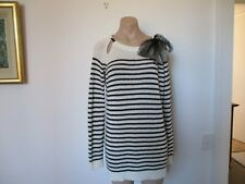 Red Valentino striped knit, size 14, new and in perfect condition.