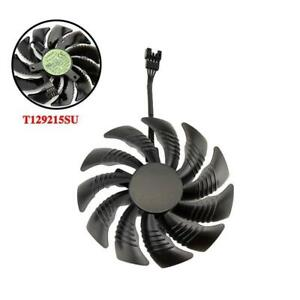 88MM T129215SU 4Pin Cooling Fan For Gigabyte GTX 1050 1060 1070 960 RX 470 480