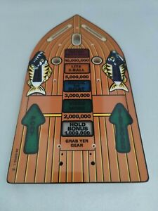 Fishtales Pinball Mini Playfield New 36-50005-1