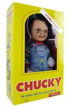 "Mezco Childs Play 2 Good Guy Chucky 15"" inch Talking Doll / Action Figure NEW"
