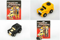 New Transformers G1 minibot autobot yellow / black Outback reissue mint toys