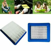 2Pcs Air Filter Replacement for Briggs&Stratton 491588S 399959 Lawn Mower Filter