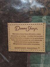Donna Sharpe Corbin Square Standard Pillow Sham 100% Cotton Set of 2