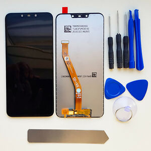 OEM Huawei Mate 20 Lite Sne-Lx1 LCD Display Screen Digitizer Black Replacement